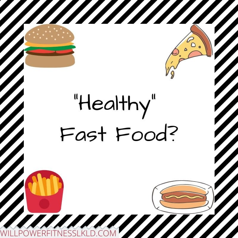 WPF Blog healthy fast food
